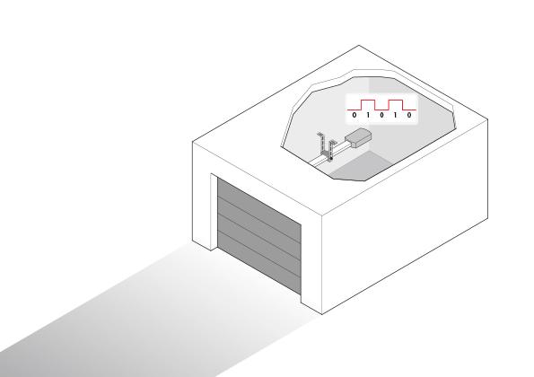 sommer pro l 39 innovation pour les portes de garage. Black Bedroom Furniture Sets. Home Design Ideas